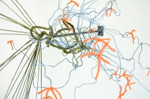architecture-of-a-scent-ginger-_detail_2008_53-x-55-x-37_wire_aqua-resin_paint_flock_yarn1