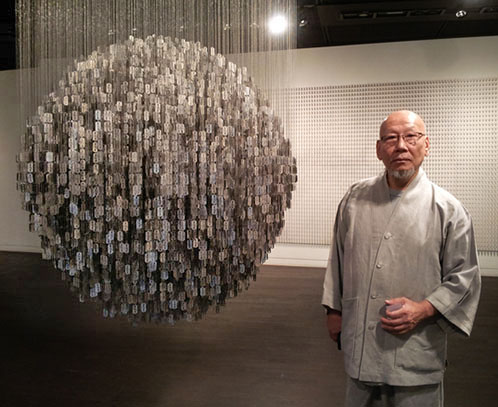 Silicon Art by Shoichiro Matsuoka